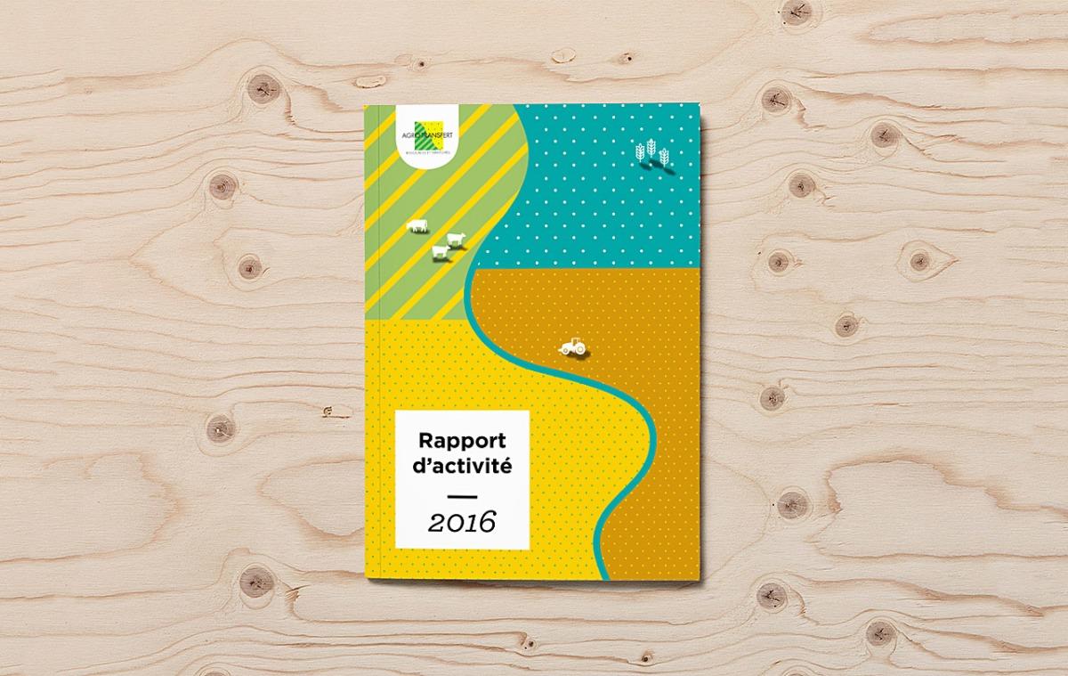 Brochure et rapport d'activités 2016