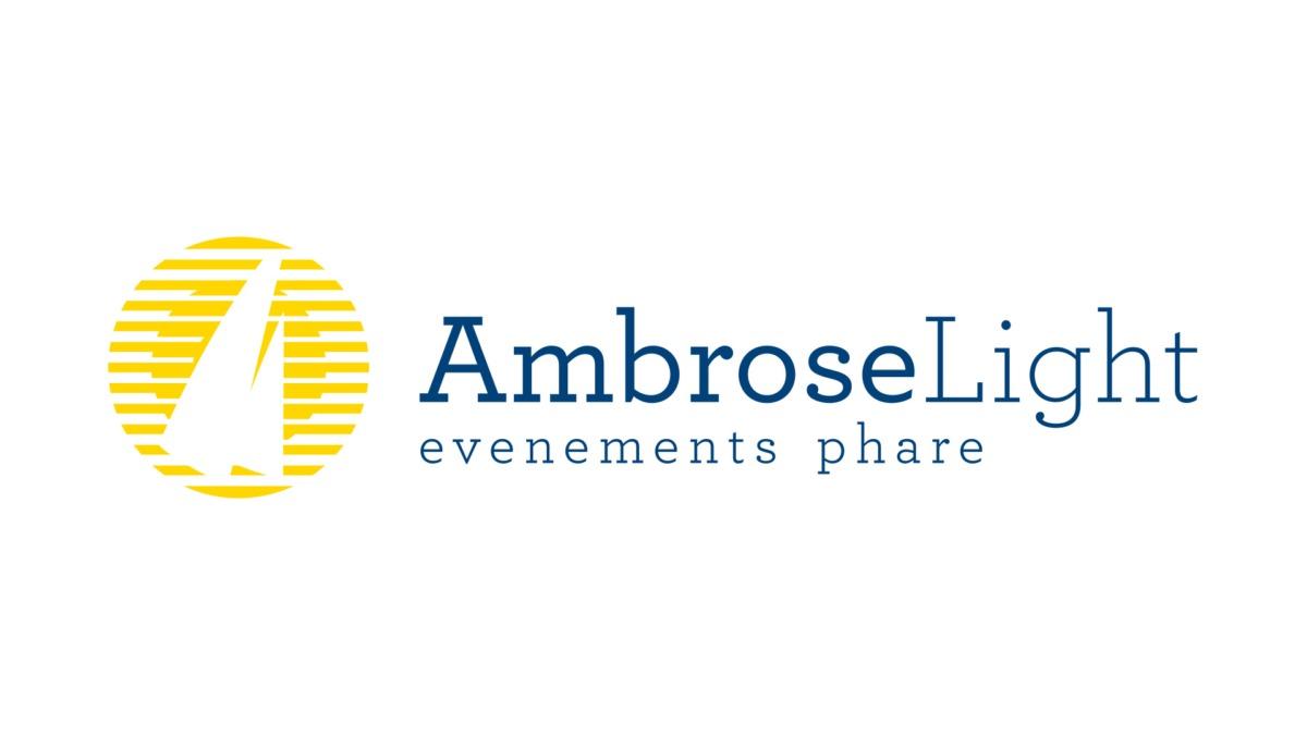 LOGO Ambrose Light-agence événementielle