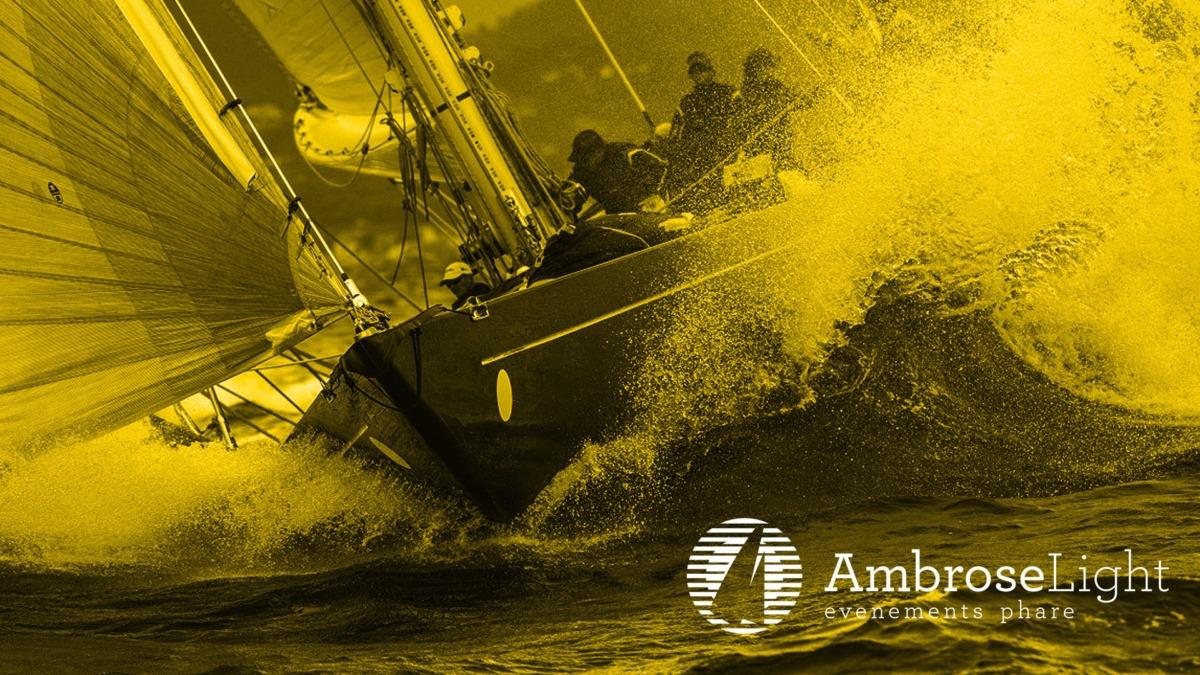 Visuel - identité graphique pour Ambrose Light