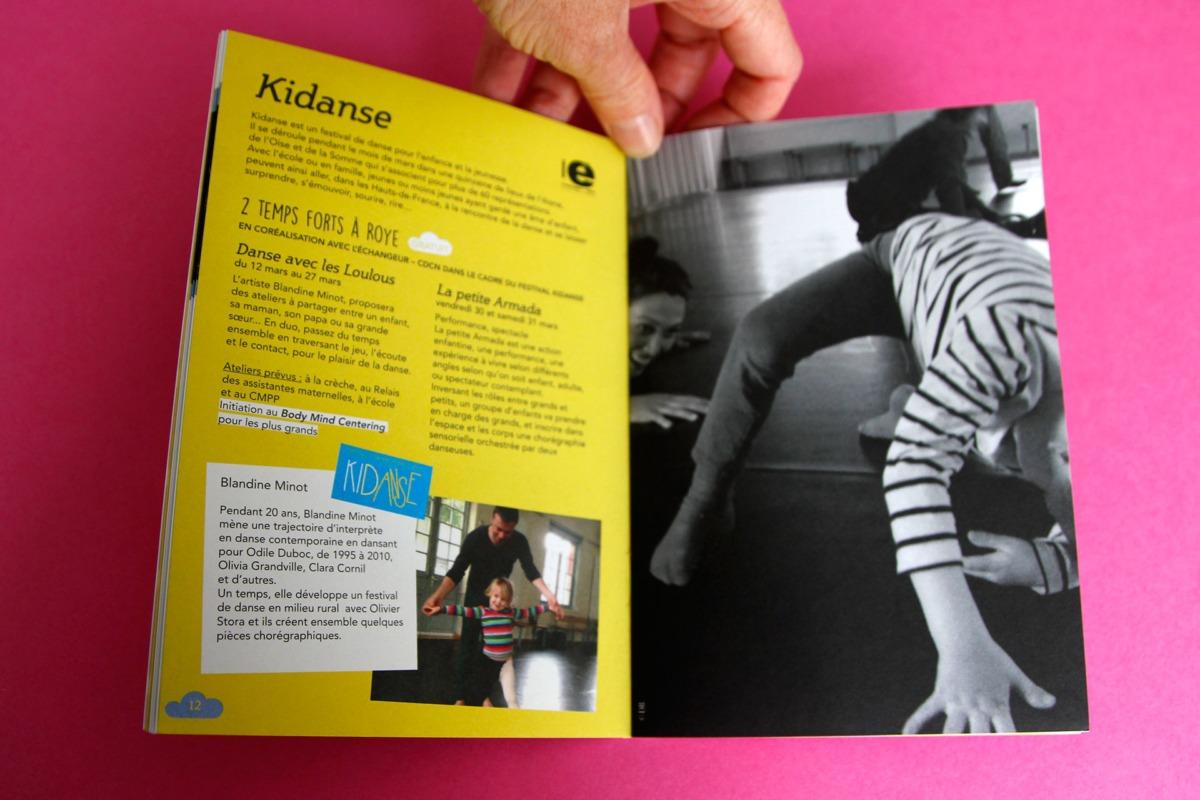 Détail brochure CSC Roye programme 2017-2018