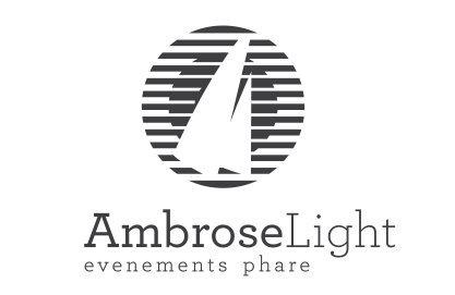 logo de l'agence événementiel Ambrose Light - Paris