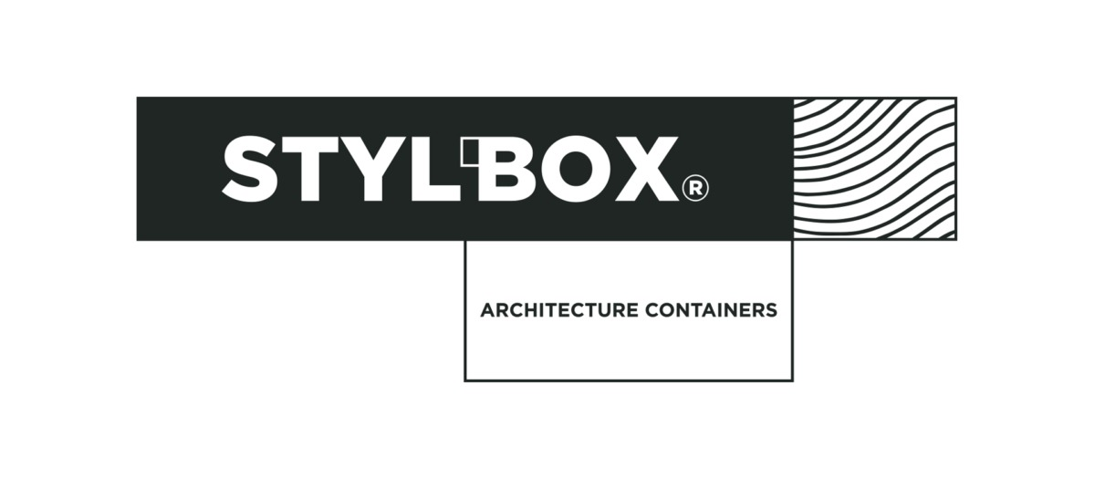 LOGO Stylbox, construction modulaire en containers