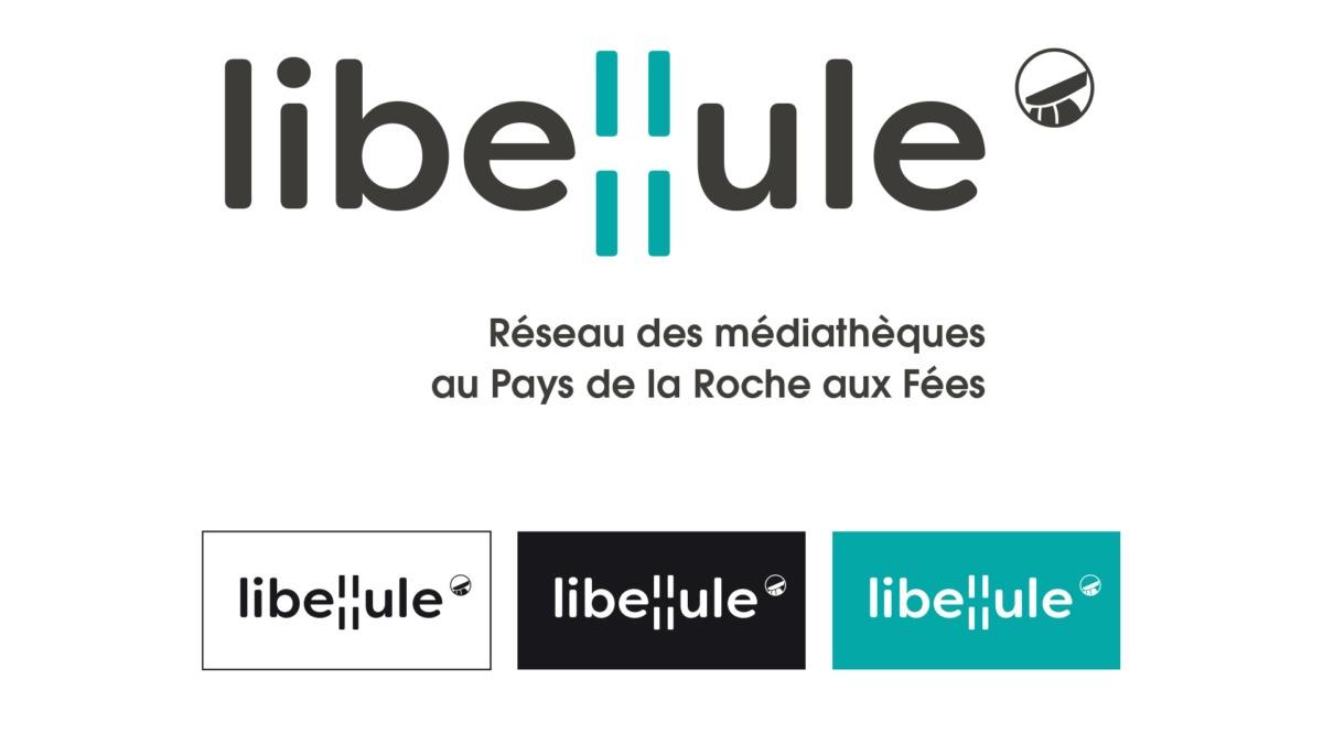 présentation du nouveau logo du réseau des médiathèques