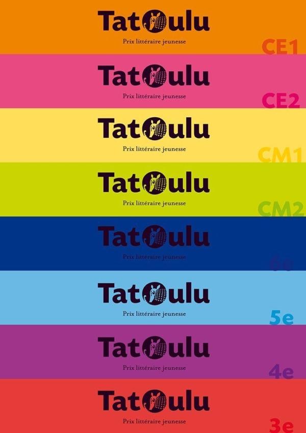 bandeaux livres sélection prix littéraire Tatoulu